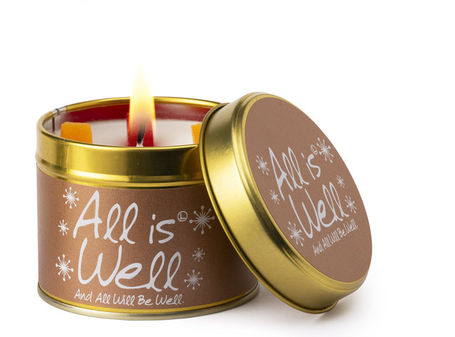 All Is Well Scented Candle