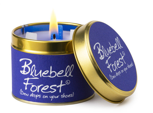 Bluebell Forest Scented Candle