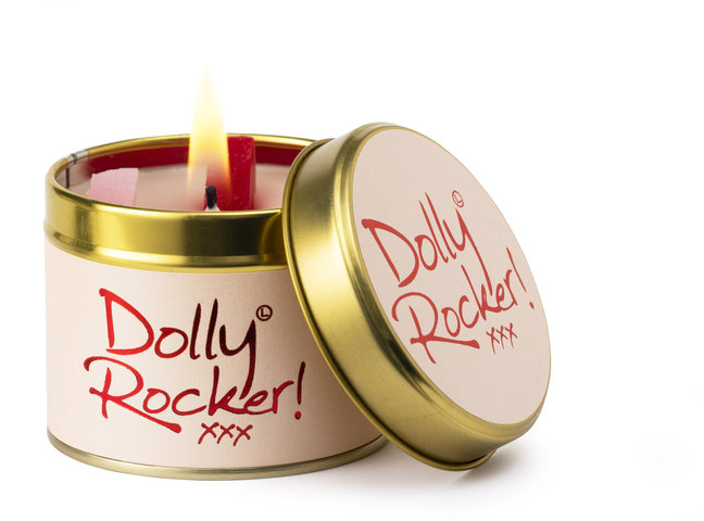 Dolly Rocker Scented Candle