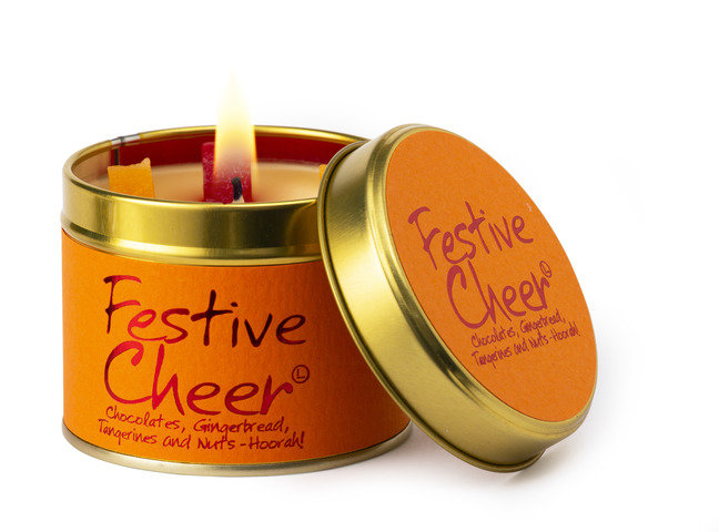 Festive Cheer Scented Candle