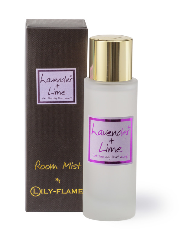 Lavender & Lime Room Mist Spray