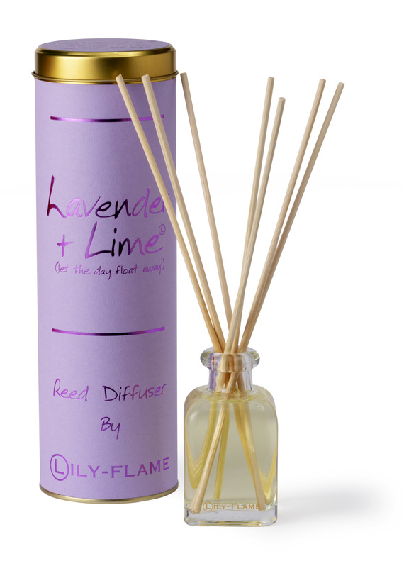 Lavender & Lime Reed Diffuser