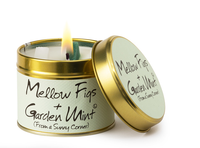 Mellow Figs and Garden Mint