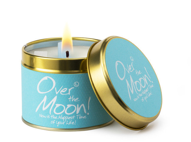 Over The Moon Scented Candle