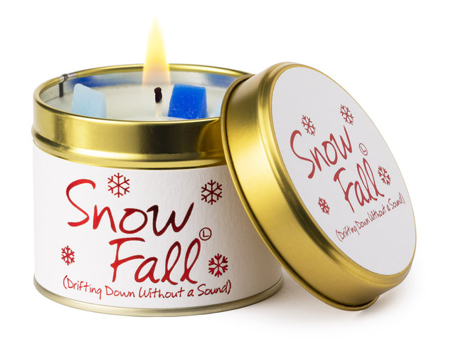 Snow Fall Scented Candle