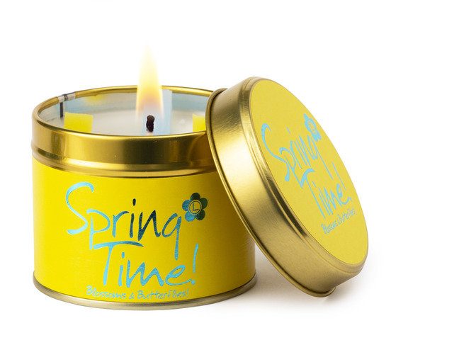 Springtime! Scented Candle