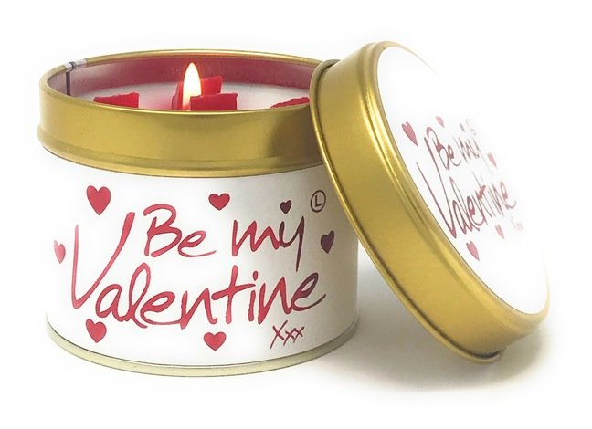 Be My Valentine Scented Candle Tin