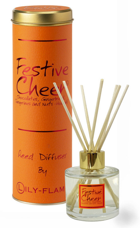 Festive Cheer Reed Diffuser
