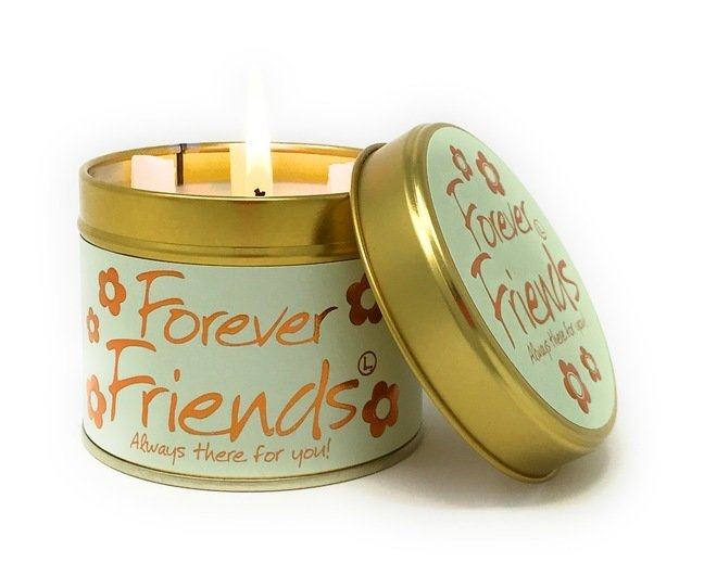 Forever Friends Scented Candle Tin