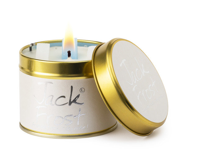 Jack Frost Scented Candle