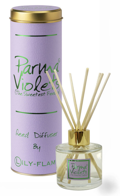 Parma Violets Reed Diffuser