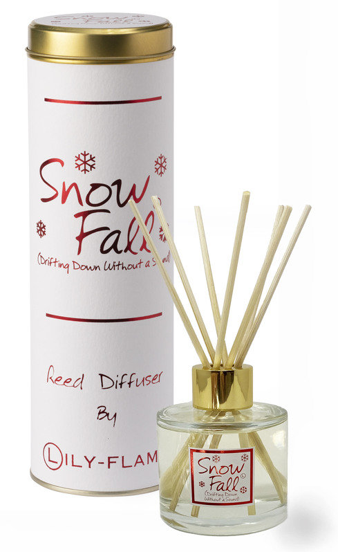 Snow Fall Reed Diffuser
