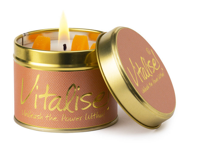 Vitalise Scented Candle