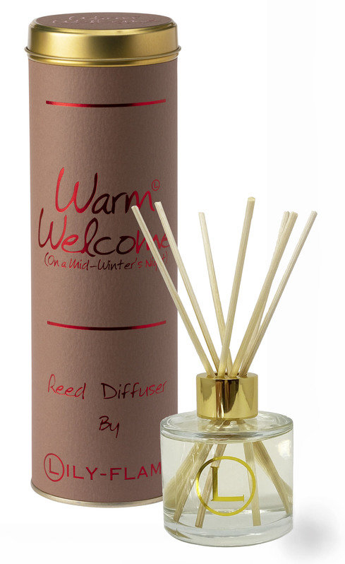 Warm Welcome Reed Diffuser